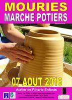 2871 marche potier de mouries 13 le aout 2016 ceramique et poterie v