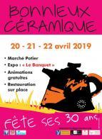 Affiche bonnieux 2019