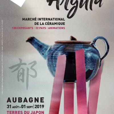 Argilla aubagne poterie ceramique 2019