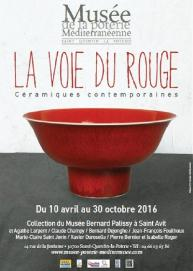 Expo musee poterie mediterraneenne voie du rouge 2016