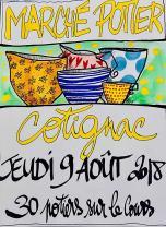 Marche potier cotignac 1