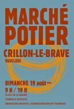 Marche potier crillon 2018 1