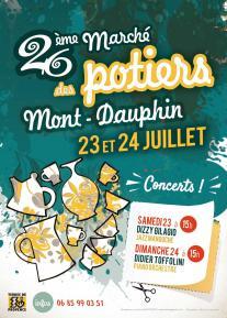Mont dauphin 2016